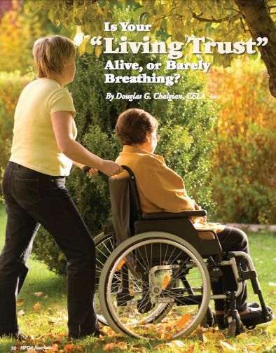 """Is Your """"Living Trust"""" Alive, or Barely Breathing?"""