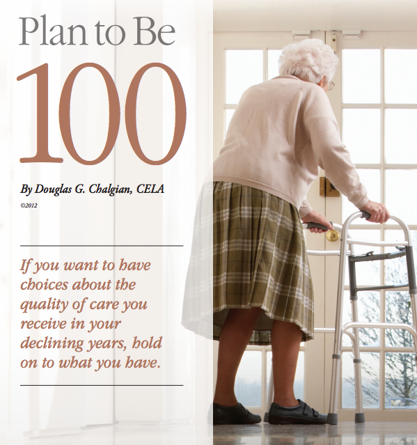 Plan to Be 100