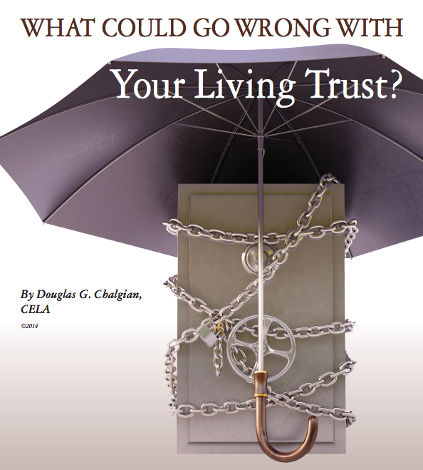 what could go wrong with your living trust
