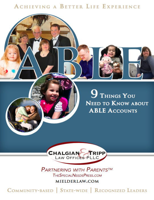 9 Things you need to know about ABLE accounts