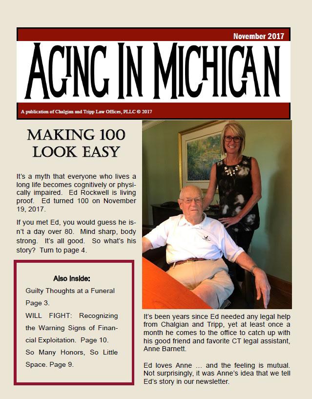 Aging in Michigan Nov 2017